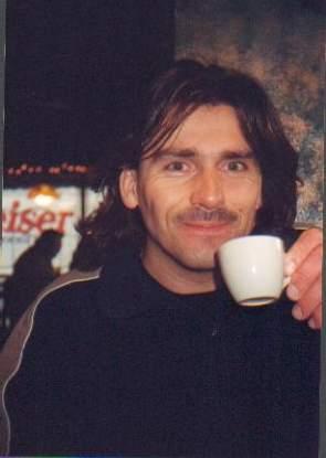 Starbucks Coffee! New York 1999