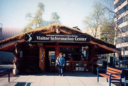 Visitor Information Center in Anchorage